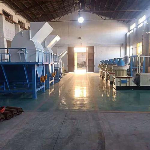 ran料ke粒的品质、产量取决于木屑ke粒机的配置